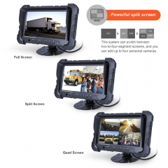 7inch 2.4GHz 720P HD Wireless Camera System