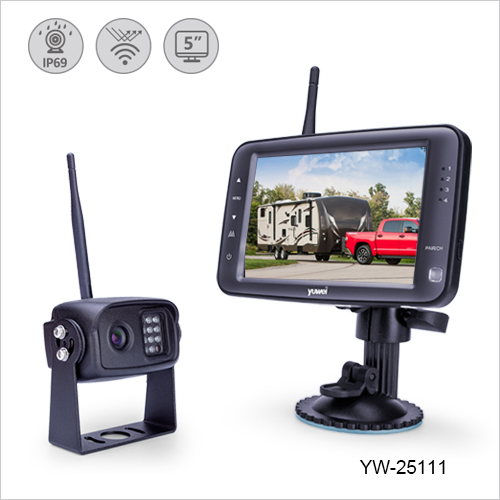 5 Inch Digital Wireless Reversing Camera System