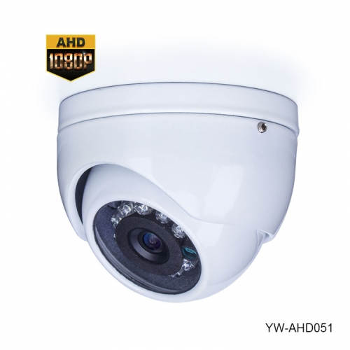 SONY CCD Night Vision 1080P AHD Camera indoor Dome Camera