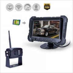 7 inch 2.4GHz Digital Wireless Backup camera System